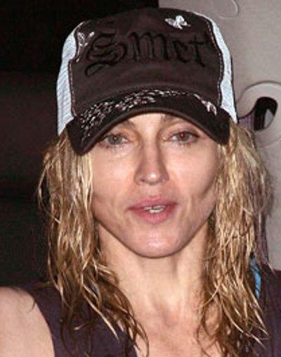 Madonna without makeup 5