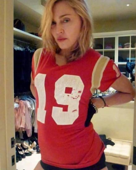 Madonna without makeup 6
