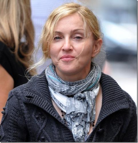 Madonna without makeup 7