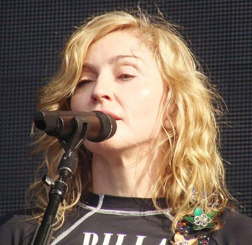 Madonna without makeup 8