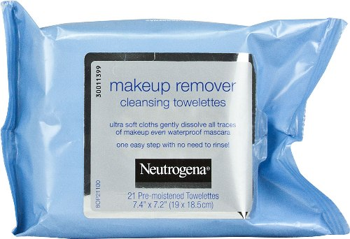 Makeup remover wipes 1