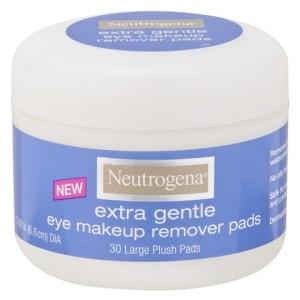 Neutrogena eye makeup removers 2