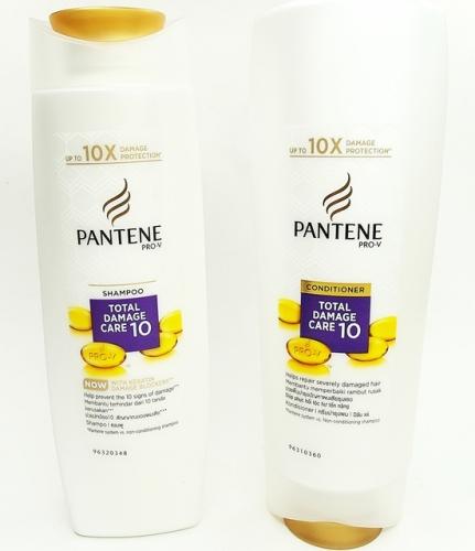 Pantene shampoos for dry hair 1