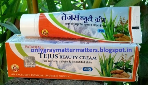 Patanjali skin care products 2