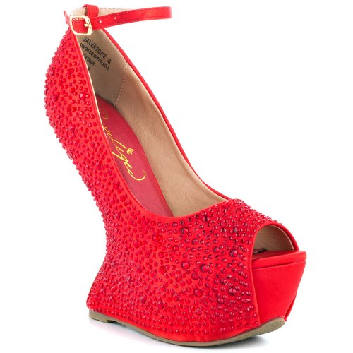 Red Sandals For Women 2