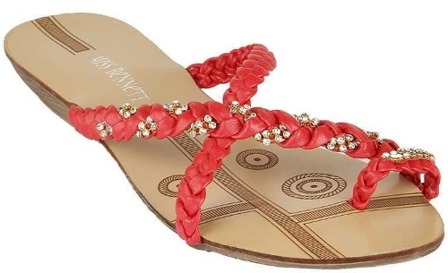 Red Sandals For Women 8