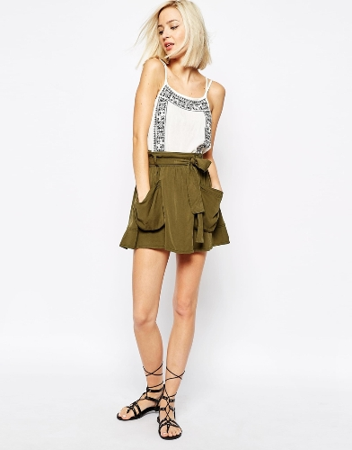 Vero Moda Very Short Skirt design