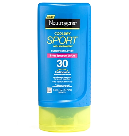Sunscreens for Tanning 7