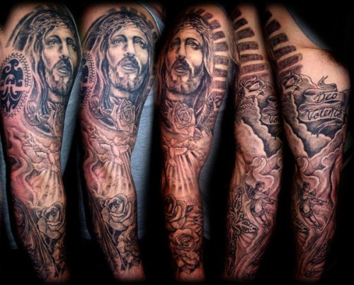 Tattoo Sleeves 11