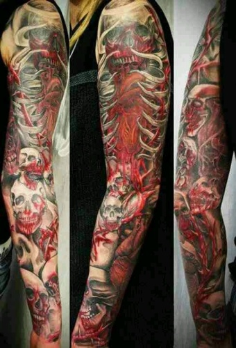 Tattoo Sleeves 13