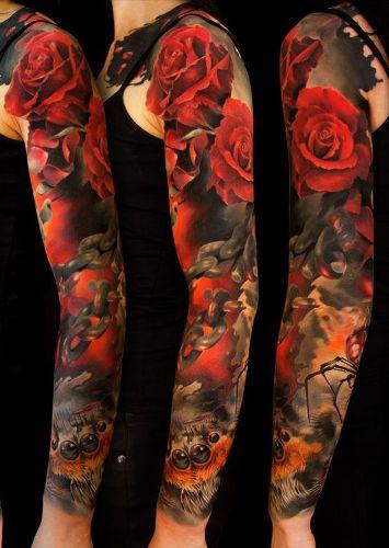 Tattoo Sleeves 16