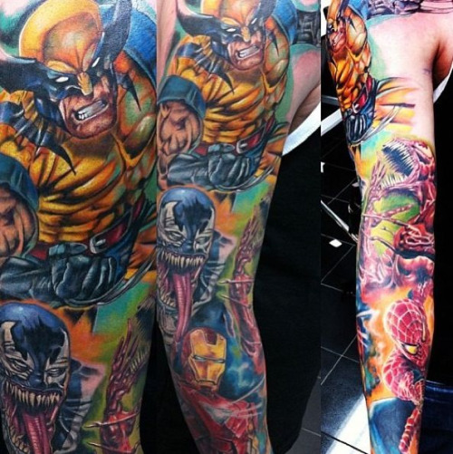 Tattoo Sleeves 18