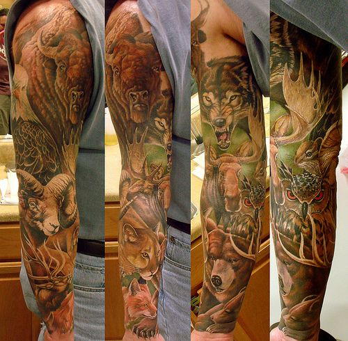 Tattoo Sleeves 19