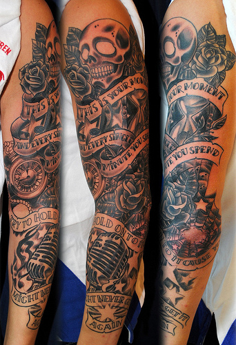 Tattoo Sleeves 22