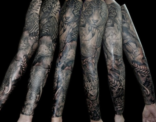 Tattoo Sleeves 24