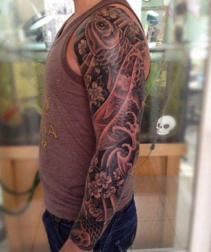 Tattoo Sleeves 8