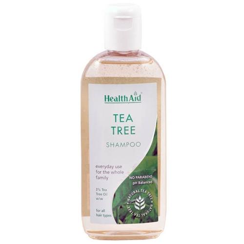 Tea Tree Shampoos 6