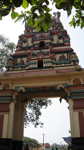 Temples in South India 8