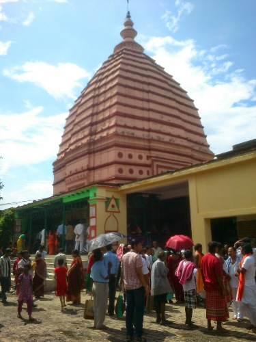 Jagannath Temple of Mahesh