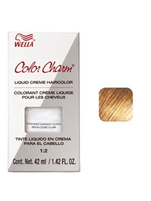 Hair Color Toner Willa Color Charm Liquid Creme Hair Color Toner