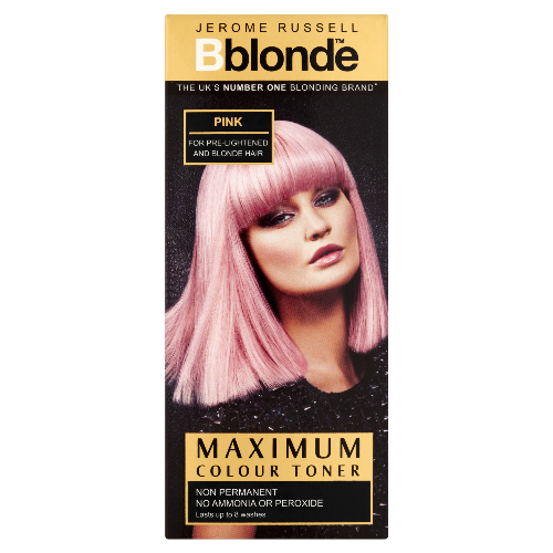 Hair Color Toner At Home B blonde Maximum Color Toner