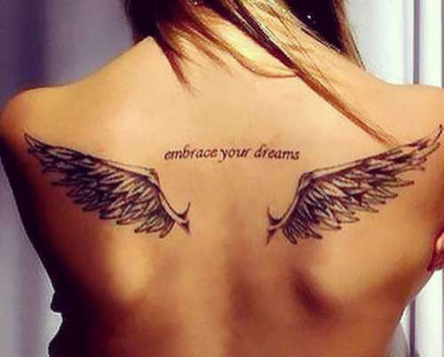 WingS Tattoo Designs 1