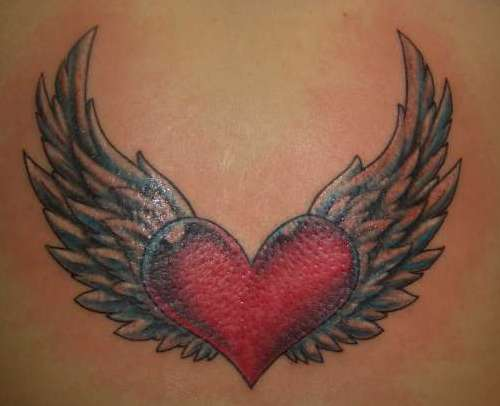 15 Attractive Wings Tattoo Designs With Meanings