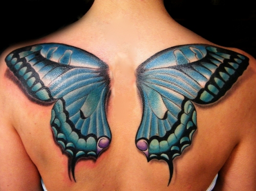 WingS Tattoo Designs 6