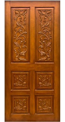 Top 8 wooden door designs styles at life for Main door designs for indian homes