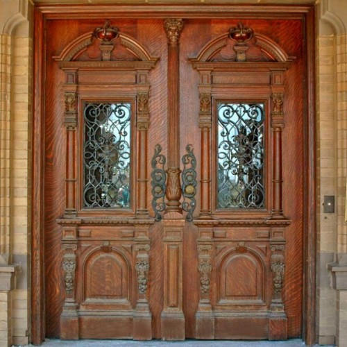Top 8 Wooden Door Designs | Styles At Life