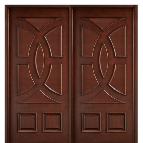 Top 8 wooden door designs styles at life for Door patterns home