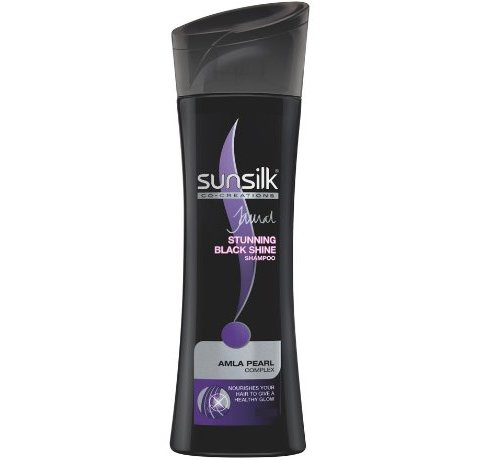 black hair shampoo 1
