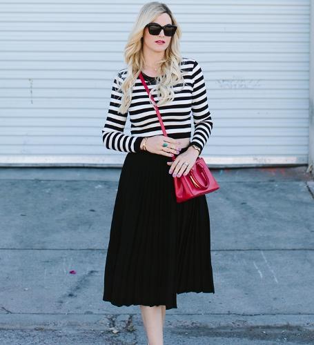 black skirts for women 2