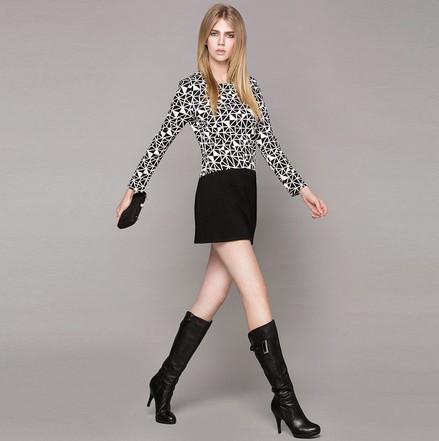 black skirts for women 6