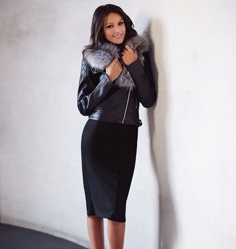 black skirts for women 8