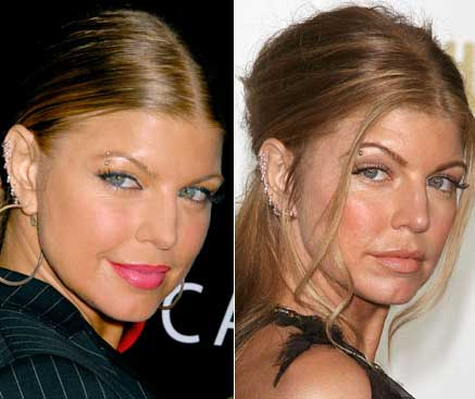 fergie without makeup 1