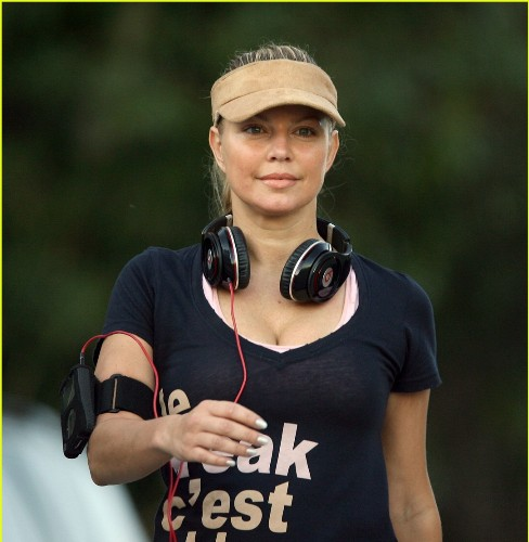 fergie without makeup 8