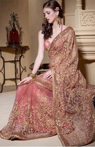 indian designer saree 1