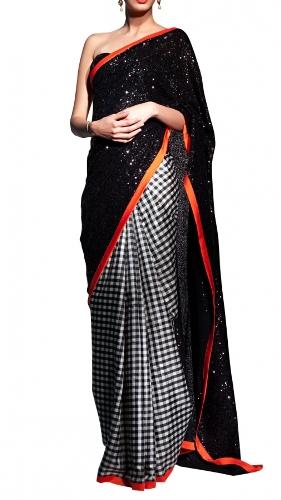 indian designer saree 11