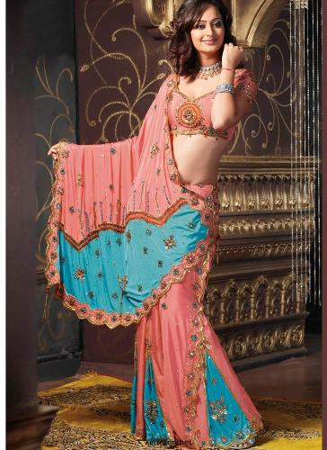 indian designer saree 12