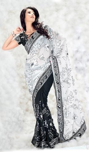indian designer saree 14
