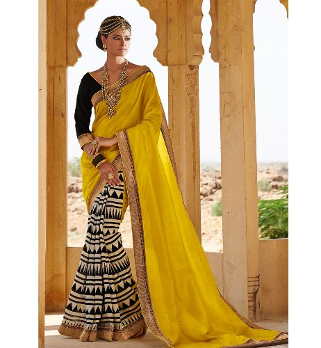 indian designer saree 3