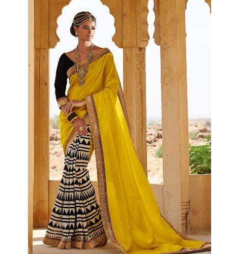 indian designer saree 3
