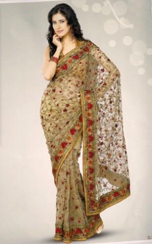 indian designer saree 5