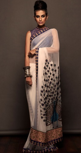 indian designer saree 6