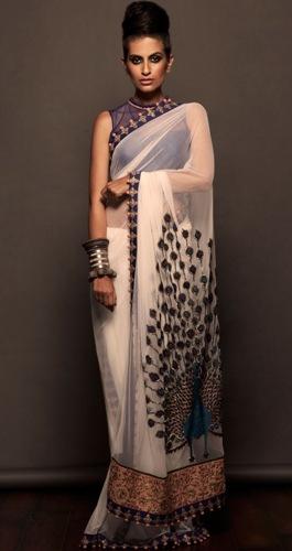 indian designer saree 6