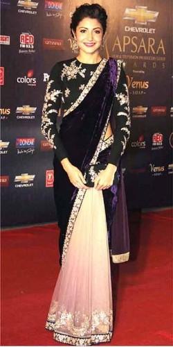 indian designer saree 7