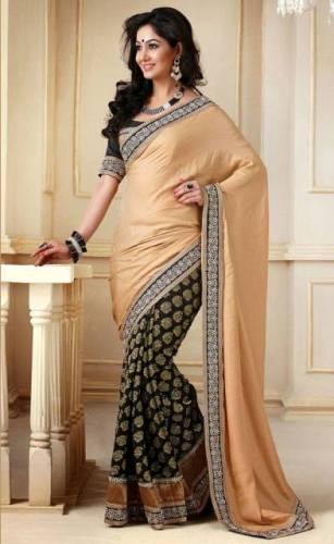 indian designer saree 8