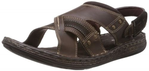 leather sandals for Men 2