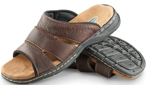 leather sandals for Men 3